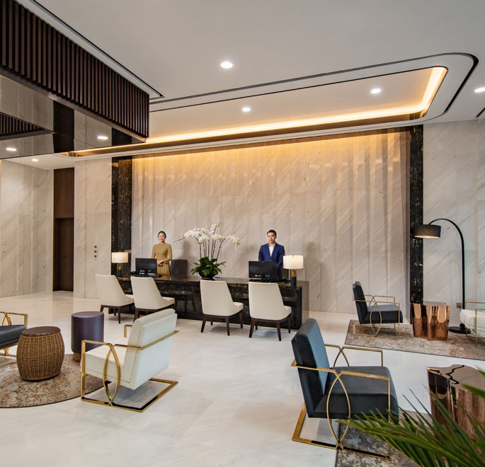 Services - The Five Residences Hanoi