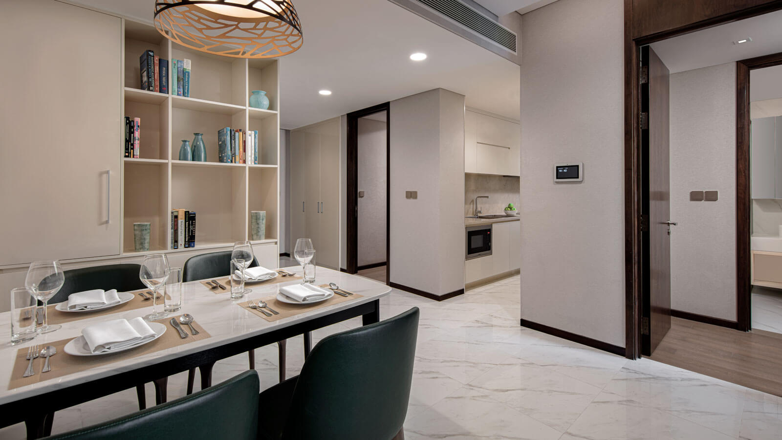 Two Bedroom Deluxe - Dining Area