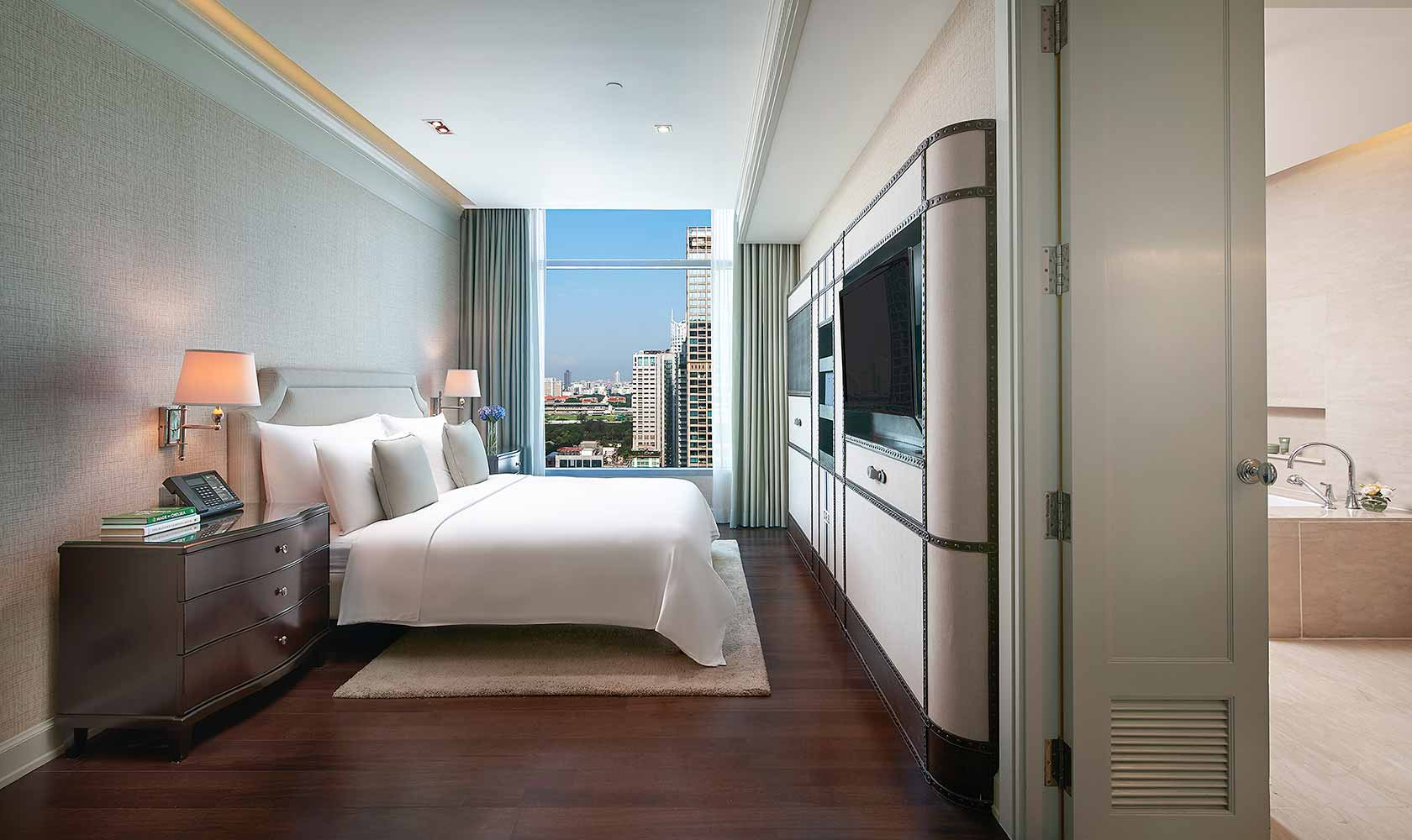 One Bedroom Suite Park View - Oriental Residence Bangkok